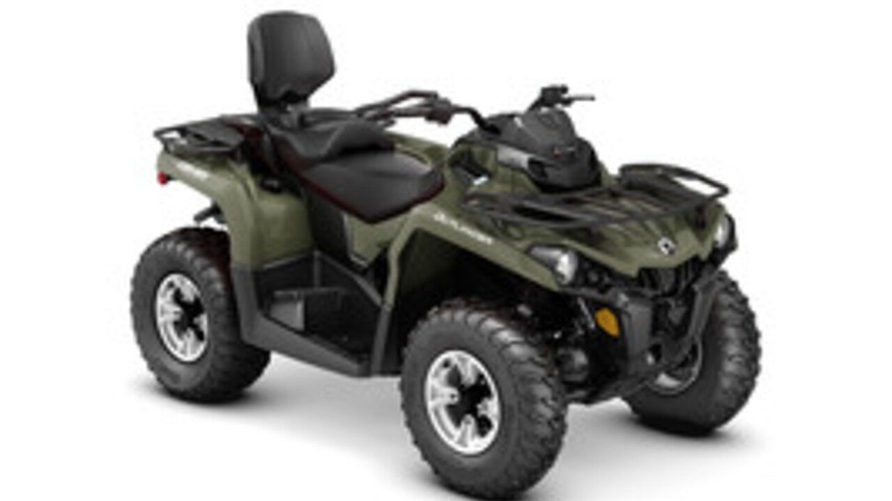 2018 Can-Am Outlander MAX 450 for sale 200545690