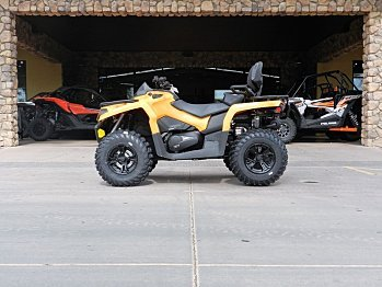 2018 Can-Am Outlander MAX 450 for sale 200565636