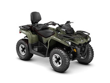 2018 Can-Am Outlander MAX 450 for sale 200499369