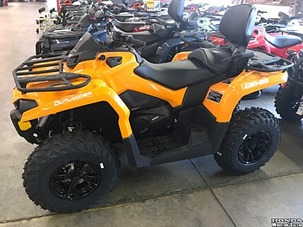 2018 Can-Am Outlander MAX 450 for sale 200501653