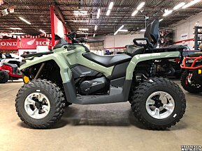 2018 Can-Am Outlander MAX 450 for sale 200501686