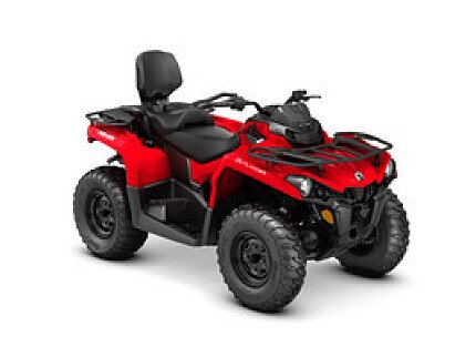 2018 Can-Am Outlander MAX 450 for sale 200502275