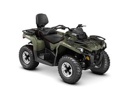 2018 Can-Am Outlander MAX 450 for sale 200540005