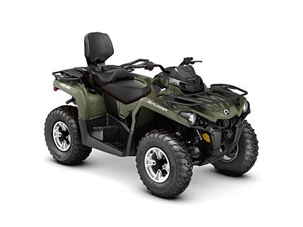 2018 Can-Am Outlander MAX 450 for sale 200565052