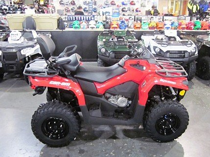 2018 Can-Am Outlander MAX 450 for sale 200565801