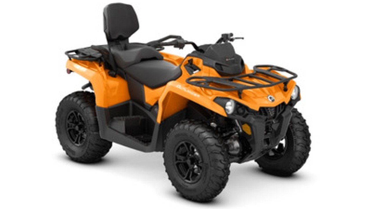 2018 Can-Am Outlander MAX 570 for sale 200467394