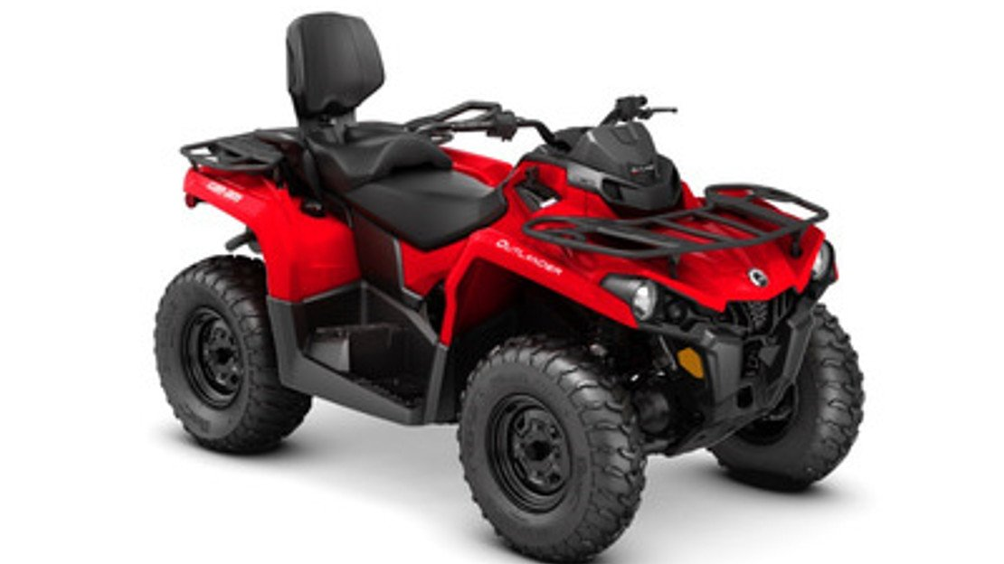 2018 Can-Am Outlander MAX 570 for sale 200502220