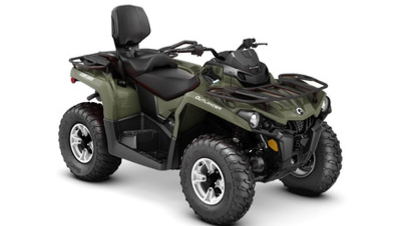 2018 Can-Am Outlander MAX 570 for sale 200525896