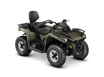 2018 Can-Am Outlander MAX 570 for sale 200540027
