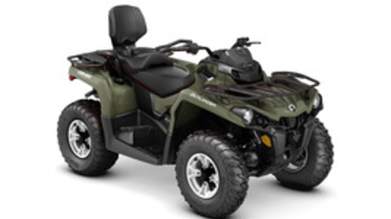 2018 Can-Am Outlander MAX 570 for sale 200545722