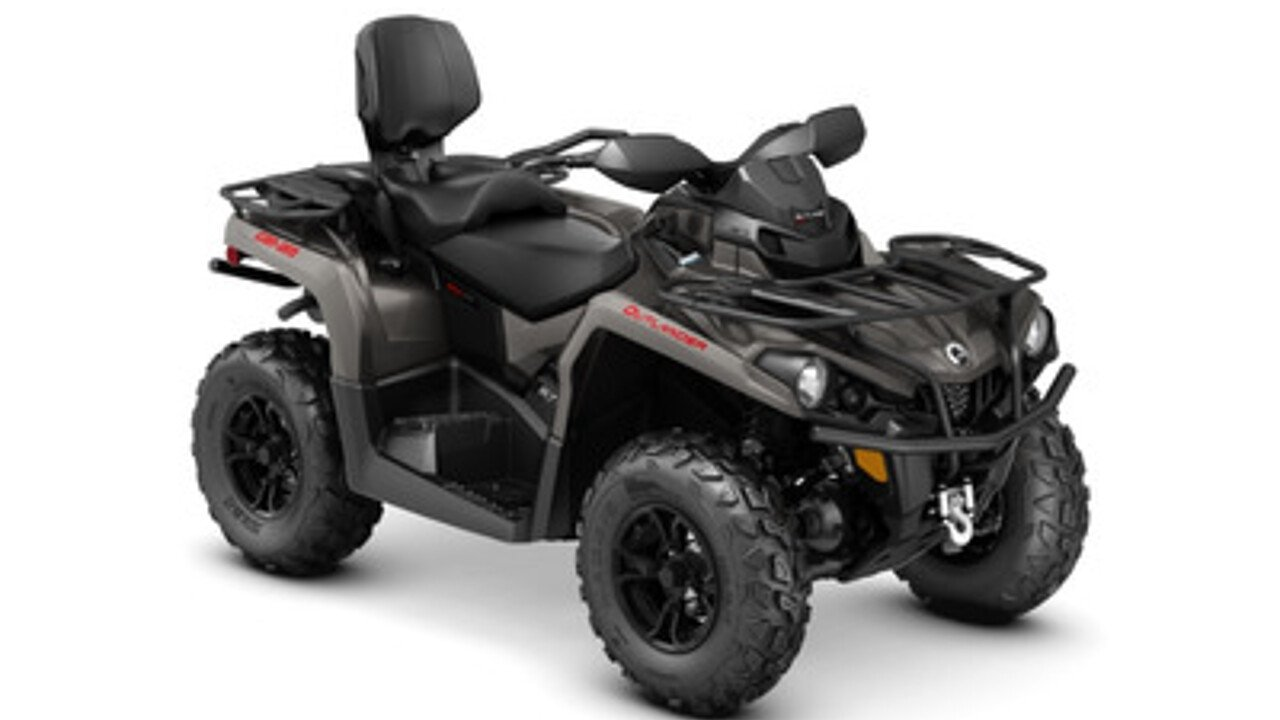 2018 Can-Am Outlander MAX 570 for sale 200595650