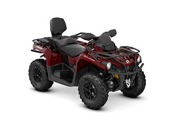 2018 Can-Am Outlander MAX 570 for sale 200608269