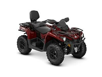 2018 Can-Am Outlander MAX 570 for sale 200631790