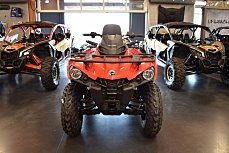 2018 Can-Am Outlander MAX 570 for sale 200489124