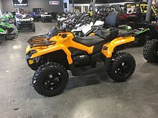 2018 Can-Am Outlander MAX 570 for sale 200499354
