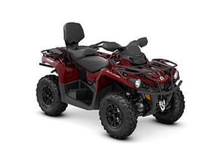 2018 Can-Am Outlander MAX 570 for sale 200545698