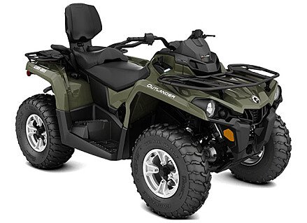 2018 Can-Am Outlander MAX 570 for sale 200556099