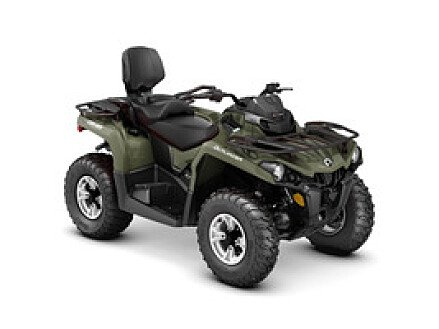 2018 Can-Am Outlander MAX 570 for sale 200607165