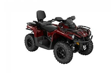 2018 Can-Am Outlander MAX 570 for sale 200626425