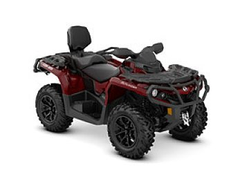 2018 Can-Am Outlander MAX 650 for sale 200530402