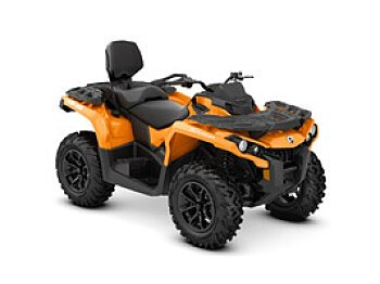 2018 Can-Am Outlander MAX 650 for sale 200540006