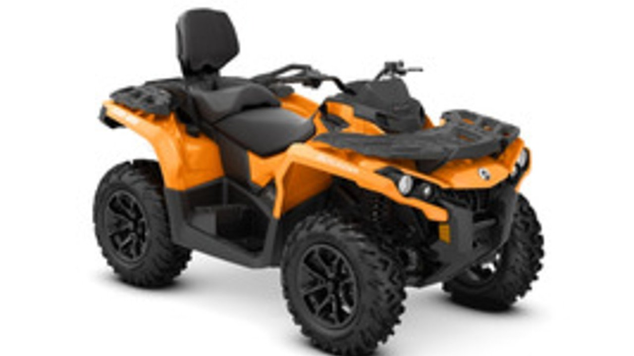2018 Can-Am Outlander MAX 650 for sale 200545692