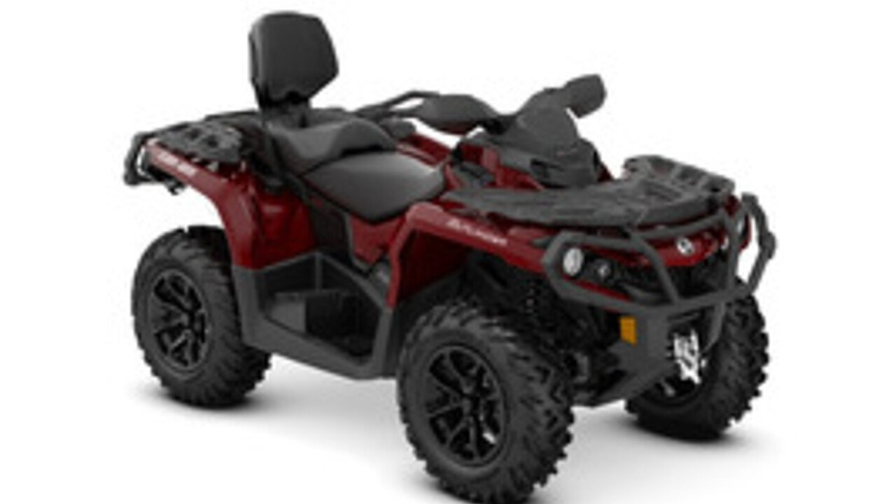 2018 Can-Am Outlander MAX 650 for sale 200545700
