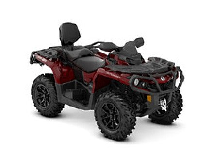 2018 Can-Am Outlander MAX 650 for sale 200468023