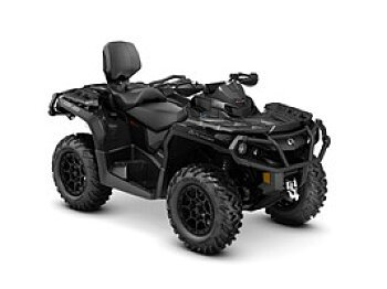 2018 Can-Am Outlander MAX 850 for sale 200467396