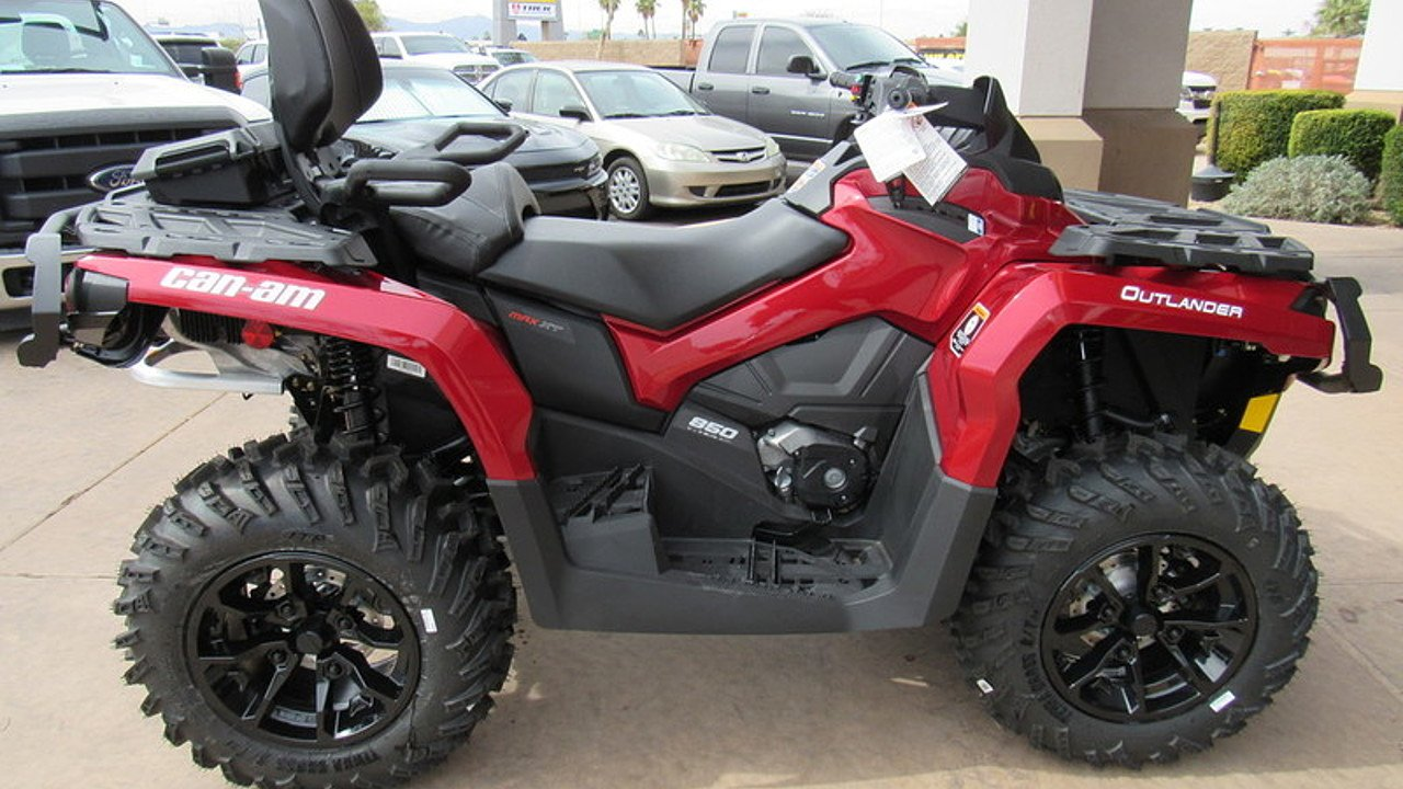 2018 Can-Am Outlander MAX 850 for sale 200515926