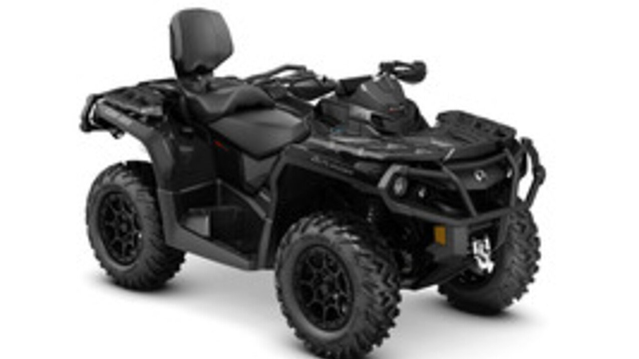 2018 Can-Am Outlander MAX 850 for sale 200531987