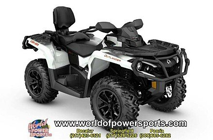 2018 Can-Am Outlander MAX 850 for sale 200638427
