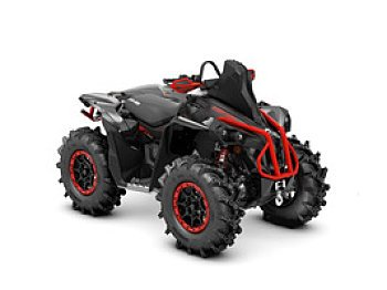 2018 Can-Am Renegade 1000R XMR for sale 200473592