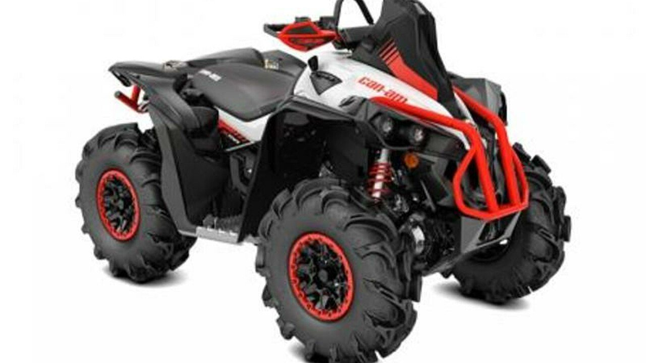 2018 Can-Am Renegade 570 for sale 200502300