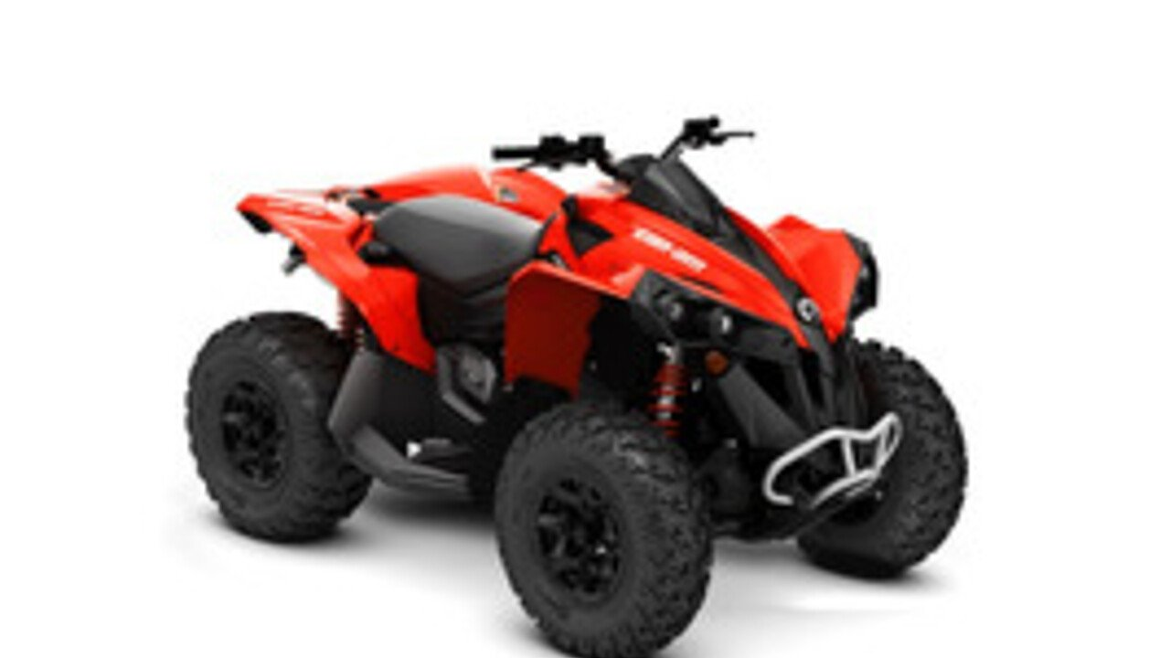 2018 Can-Am Renegade 850 for sale 200499380