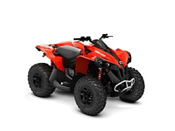 2018 Can-Am Renegade 850 for sale 200540068