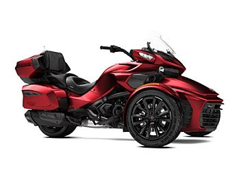 2018 Can-Am Spyder F3 for sale 200496988
