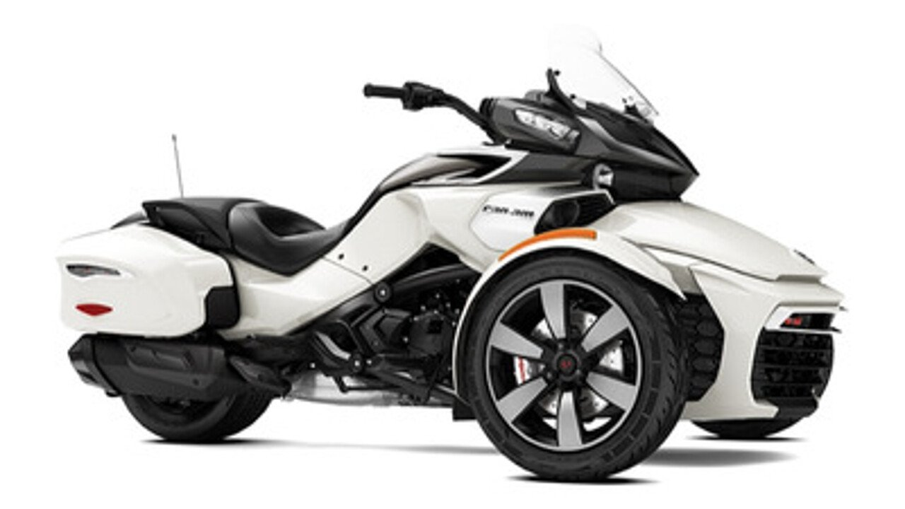 2018 Can-Am Spyder F3 for sale 200497338