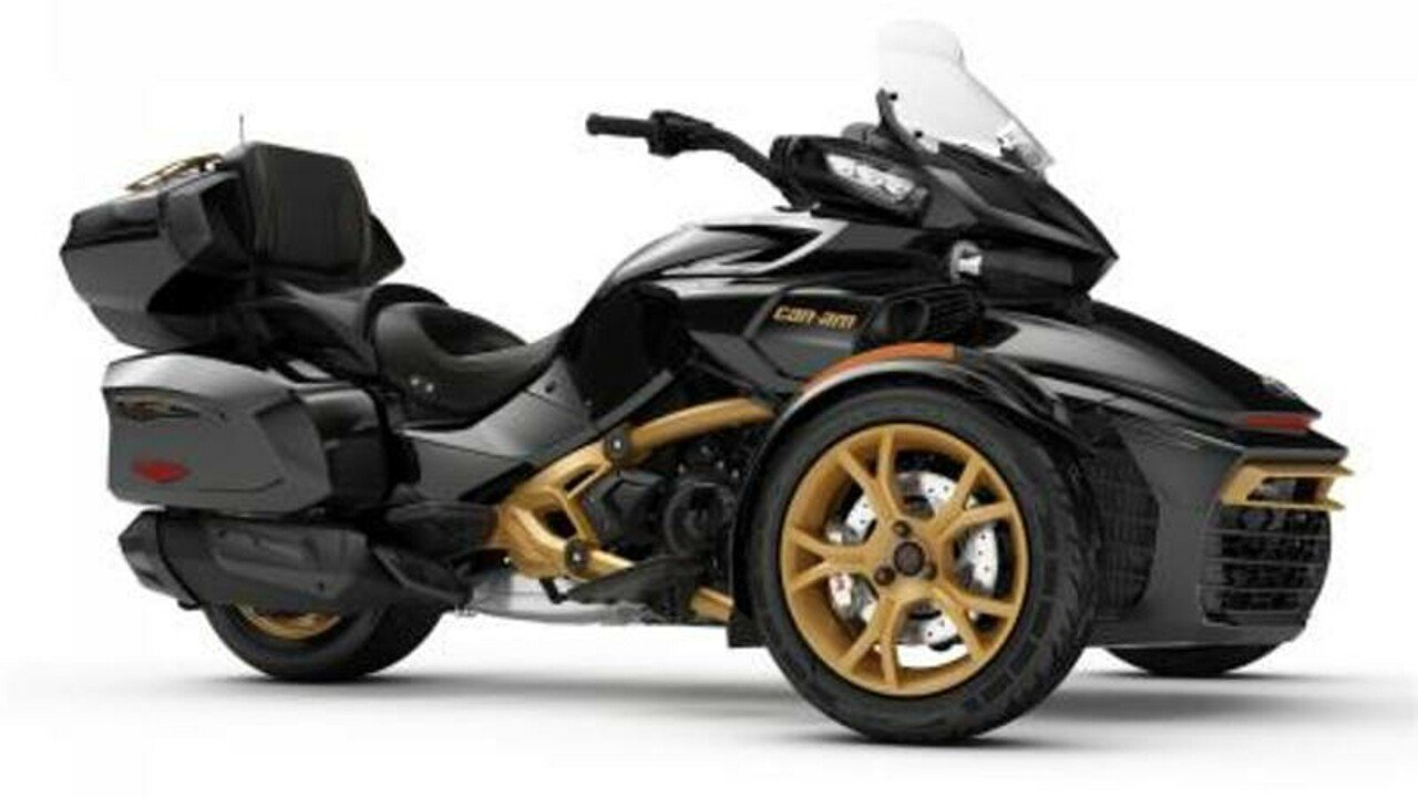 2018 Can-Am Spyder F3 for sale 200502161