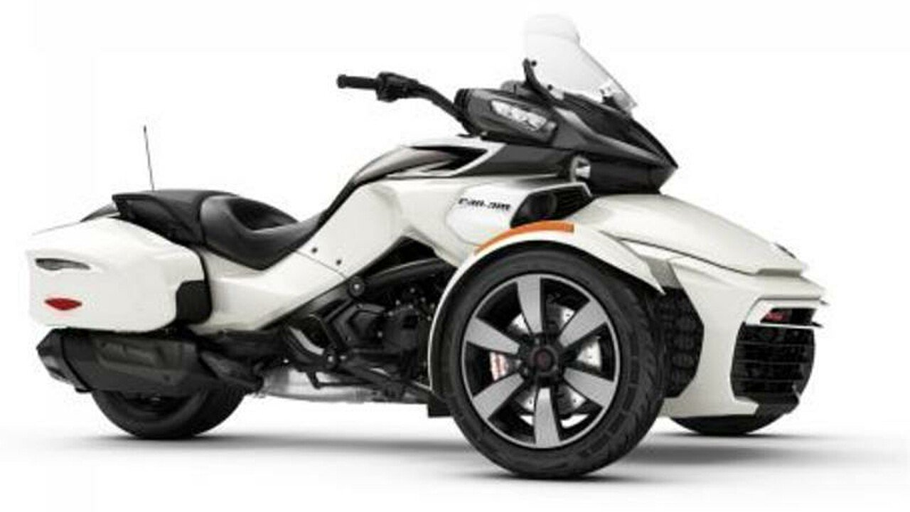 2018 Can-Am Spyder F3 for sale 200502214