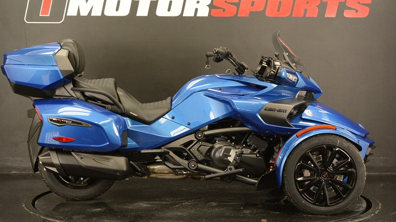 2018 Can-Am Spyder F3 for sale 200515138
