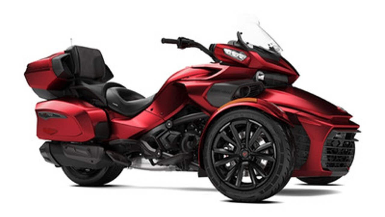 2018 Can-Am Spyder F3 for sale 200515147