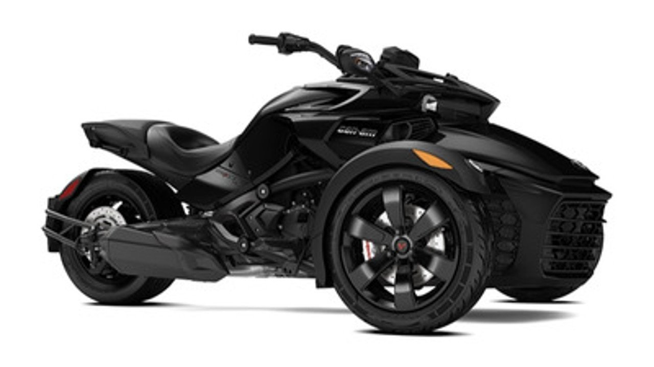 2018 Can-Am Spyder F3 for sale 200524909