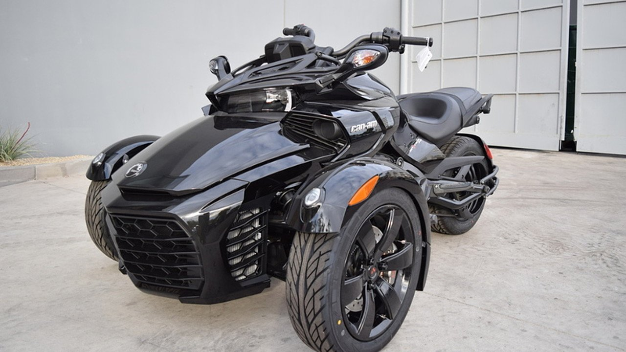2018 Can-Am Spyder F3 for sale 200525124