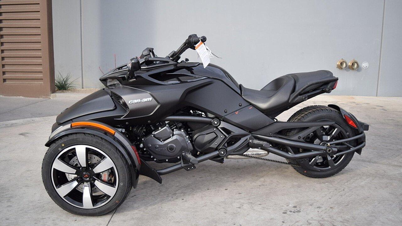 2018 can am spyder f3 for sale near chandler arizona 85286 motorcycles on autotrader. Black Bedroom Furniture Sets. Home Design Ideas