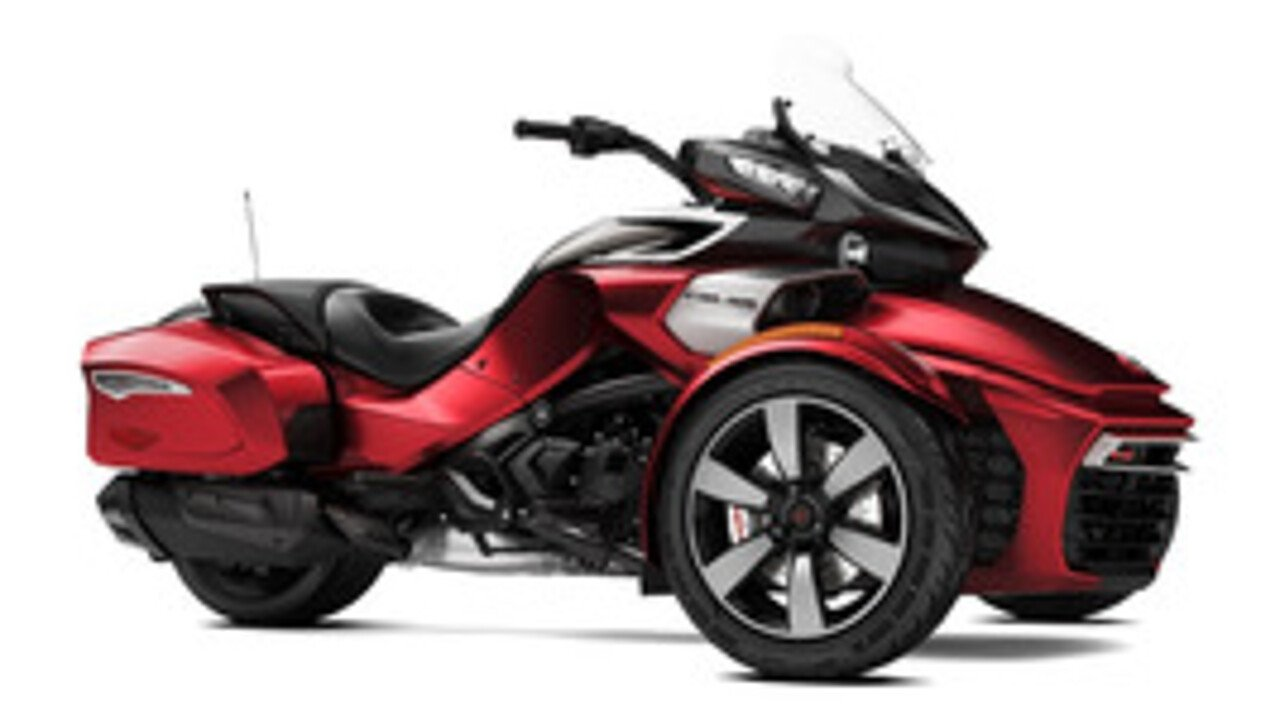 2018 Can-Am Spyder F3 for sale 200532035