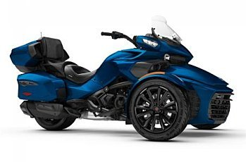 2018 Can-Am Spyder F3 for sale 200532268
