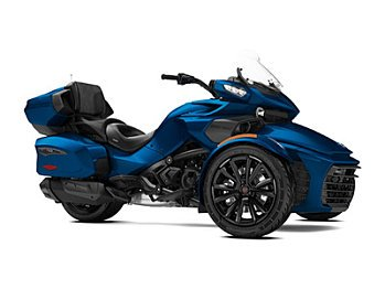 2018 Can-Am Spyder F3 for sale 200533357