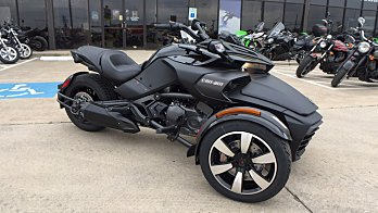 2018 Can-Am Spyder F3 for sale 200533410