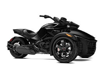 2018 Can-Am Spyder F3 for sale 200533437